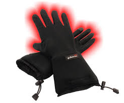 glovii battery heated glove liners the warming store