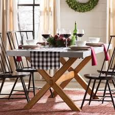 metal kitchen dining tables you ll love wayfair