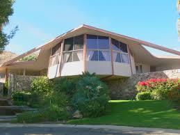 100 Palmer And Krisel The Elvis Honeymoon House In Palm Springs California