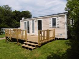 Mobil Homes rental at Le bourg Dun near Veules roses