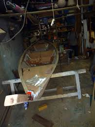 construction of the plywood daggerboard diy small wooden boat