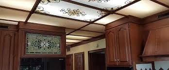 lovely decorative ceiling light panels fluorescent light covers