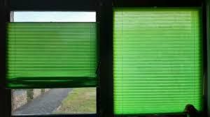 klemmfix rollos sichtschutz plissee grün in hessen