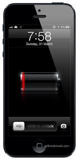 iPhone 5 wont Turn – Black Screen