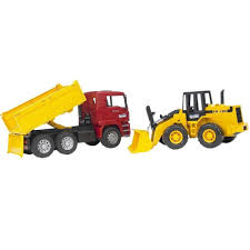 Jual Bruder Toys 2752 MAN TGA Construction Truck And FR 130 ... Bruder Man Tga Cstruction Truck Excavator Jadrem Toys Australia With Road Loader Jadrem Kids Ride On Digger Pretend Play Toy Buy State Toystate Cat Mini Machine 3 5pack Online At Low Green Scooper Toysrus Tonka Steel Classic Dump R Us Join The Fun Trucks Farm Vehicles Dancing Cowgirl Design Assorted American Plastic Educational For Boys Toddlers Year Olds Set Of 6 Caterpillar Unboxing