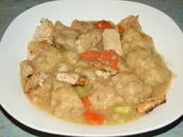 Vegan Chicken And Dumplings Recipe