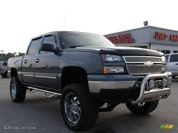 100 2006 Chevy Truck Silverado 4x4 4door Pick Up S