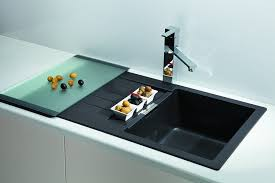 Schock Sinks Cleaning Products by Schock Cristalite Primus D 100 A Sink Unit Nero Amazon Co Uk Diy