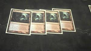 Faerie Deck Mtg Legacy by Extended Deck Profile Black Blue Faeries B U Faery Youtube