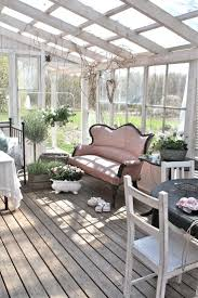 Screened In Porch Decorating Ideas And Photos by 371 Best Shabby Chic Gardens U0026 Porches Images On Pinterest