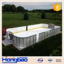 Backyard Hockey Rink Boards For Sale » Backyard And Yard Design ...
