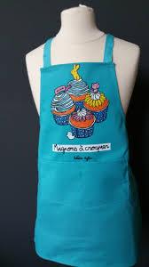torchon cuisine original tablier valérie nylin mignons à croquer accessoire cuisine et