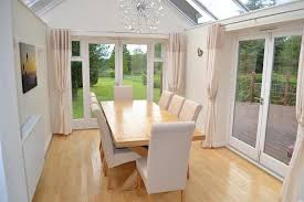 Conservatory Dining Room Design Ideas On As