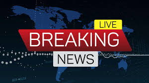 Breaking News Live Motion Banner On Worldmap Business Technology World Background Splash Screen Available In 4K FullHD And HD Video Render Footage