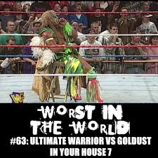 Halloween Havoc 1996 Rant by The Wrestling Section Worst In The World Ultimate Warrior Vs