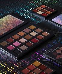 Obsessions And Rose Gold Remastered Eyeshadow Palettes By Huda Beauty