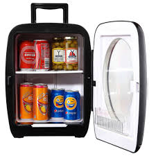 Smad 15L 12V Mini Truck Refrigerator Portable Camping Golf Fridge ...