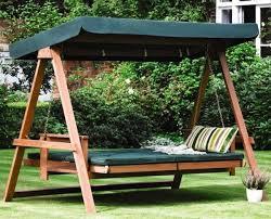 outdoor swing bed best 25 outdoor swing beds ideas on pinterest