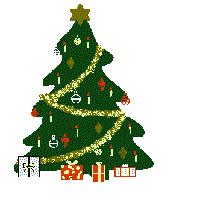 Animated Christmas Tree Image 0004