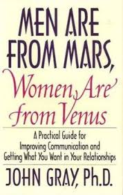 Men Mars Women Venus Cover