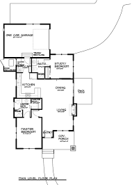 Craftsman Style Floor Plans Bungalow by 287 Best House Plans Images On Pinterest Architecture Home