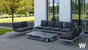 l01 feuertisch und l01 sofa volker weiss drifte wohnform