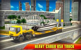 Cargo Truck Driver 18: Truck Simulator Game For Android - APK Download
