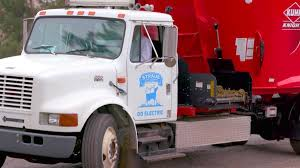 100 Feed Truck Finally An AllElectric Powered Completely By