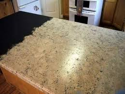 Painting Laminate Countertops To Look Like Granite Attractive