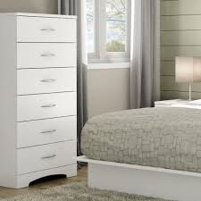 South Shore 6 Drawer Dresser Black by South Shore Step One 6 Drawer Pure White Chest 3160066 The Home