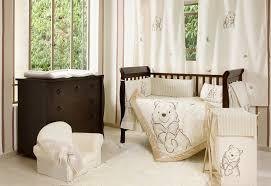 amazon com winnie the pooh 4 pc crib bedding set crib bedding