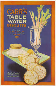 table carr cuisine carr s table water biscuits poster issued by carr co ltd