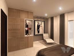 Terrace House Design For Master Bedroom In Kampar Perak Malaysia WHYDESIGN Interior Residential Home MasterBedroom