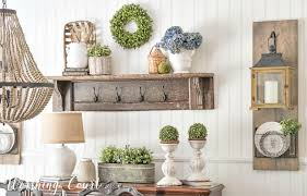 Farmhouse Dining Room Makeover With Planked Wall Diy