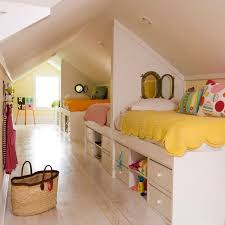 The Herb Shed Childrens Bedroom Ideas This Creative Use Of Attic Space Sleeps 4 With Storage As Well