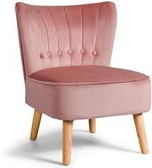 costway polsterstuhl esszimmerstuhl gepolstert wohnzimmerstuhl küchenstuhl designerstuhl akzentstuhl schminksessel farbwahl pink