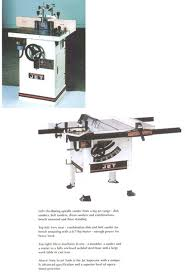 jet and furniture woodworking machinery bearing the global