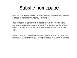 Subsite Homepage 1The Heading Of The First Right Column Content