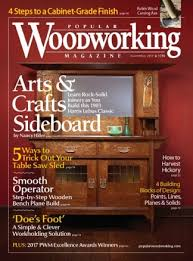 popular woodworking magazine subscription isubscribe