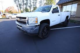 100 Used Chevy Truck For Sale 2012 Chevrolet Silverado 2500HD Work Long Box 4WD