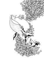 Doodle Invasion Zifflins Coloring Book Zifflin Kerby Rosanes