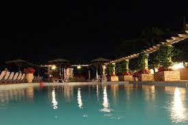 pool area Picture of Olive Garden Apartments Lassi TripAdvisor