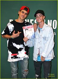 Jack & Jack Host Book Signing Event At Barnes & Noble | Photo ... Laura Prepon Signing Her New Book At Barnes Noble The Grove Maddie Ziegler Copies Of Diaries Sky Ferreira Spotted At Shopping Shania Twain Album For Ro Nerdy Nummies And Youtube Storytime With John C Mcginley To Raise Down Syndrome Awareness Kim Kardashian West Attends Book Signing For Event Selfish Stock Sky Ferreira Shopping In Los Angeles Bn Events Bnentsgrove Twitter Jack Host Event Photo Meghan Trainor Cd Carrie Fisher