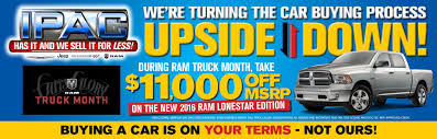 San Antonio Ram Dealer Kicks Off Ram Truck Month With Huge MSRP ... Ram Trucks In Louisville Oxmoor Chrysler Dodge Jeep You Can Get A New For Crazy Cheap Because Not Enough People Are Truck Specials Denver Center 104th 2018 Sales And Rebates Performance Cdjr Of Clinton Car Cape May Court House Model Research Gilroy Ca South County Ram Grapevine Dealer Near Fort Worth Landmark Atlanta Lease Suv Sauk City On Allnew 2019 1500 Canada World Incentives