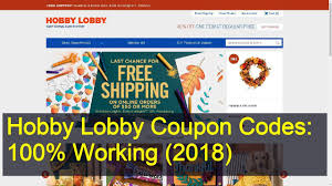Hobby Lobby Coupon Codes: 100% Working (2018) - YouTube Hobby Lobby 40 Off Printable Coupon Or Via Mobile Phone Tips From A Former Employee Save Nearly Half Off W Code Lobby Coupons Sept 2018 Santa Deals Cork 5 Best Websites Online In Store 50 Coupons And Codes Up To Dec19 Bettys Promo Code Free Delivery Syracuse Coupon Book 2019 Shop Senseo Pod Milehlobbycom Vegan Morning Star At Michaels Exp 41 Craft Store