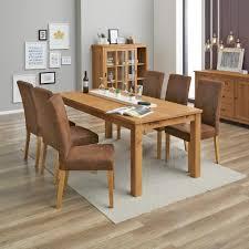 esstisch oak 90x190 geölt erweiterbar