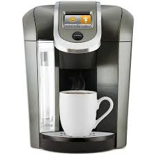 Keurig K525 Single Serve K Cup Pod Coffee Maker With 12oz Brew Size
