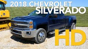 100 Chevy 3500 Truck 2018 Chevrolet Silverado HD Review YouTube