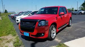 100 Adrenaline Truck Performance FORD EXPLORER SPORT TRAC ADRENALINE EDITION SOLD BUT RARE TO SEE