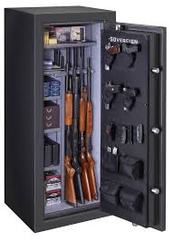 Stack On Steel Security Cabinet 18 Gun by Safes Shooters Sporting Center